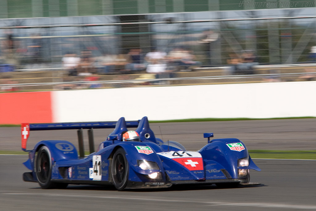 Trading Performance Zytek - Chassis: 07S-03   - 2008 Le Mans Series Silverstone 1000 km