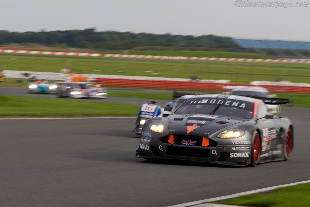 Traffic - Chassis: DBR9/101   - 2008 Le Mans Series Silverstone 1000 km