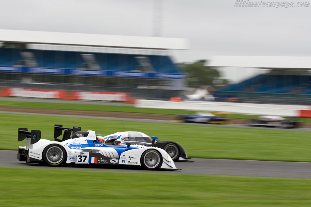 WR Zytek - Chassis: 2008-001   - 2008 Le Mans Series Silverstone 1000 km