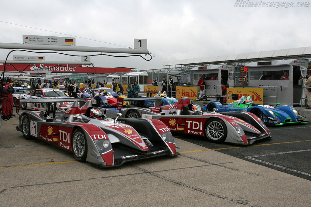 Welcome to Silverstone - Chassis: 201   - 2008 Le Mans Series Silverstone 1000 km
