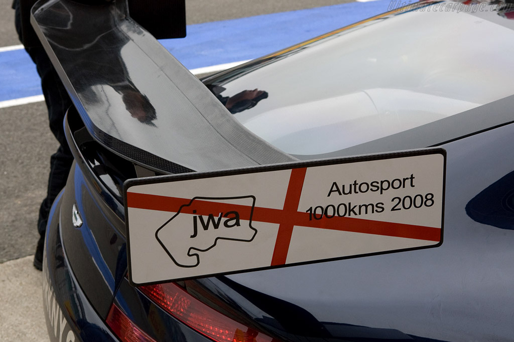 Welcome to Silverstone - Chassis: GT2/003   - 2008 Le Mans Series Silverstone 1000 km