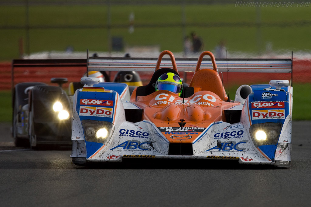 Zoom-Zoom - Chassis: B0540-HU07   - 2008 Le Mans Series Silverstone 1000 km