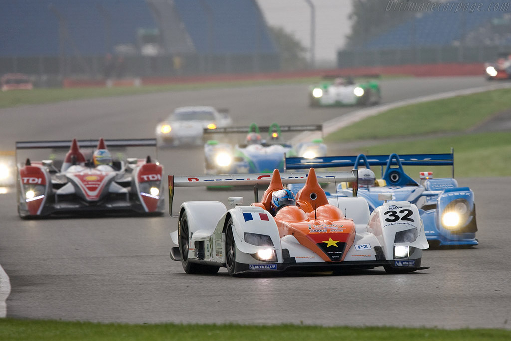 Zytek 07S - Chassis: 07S-01   - 2008 Le Mans Series Silverstone 1000 km