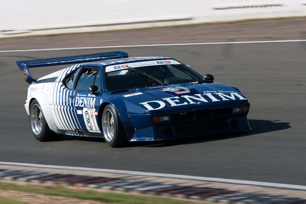 BMW M1 - Chassis: 4301099   - 2009 Le Mans Series Silverstone 1000 km