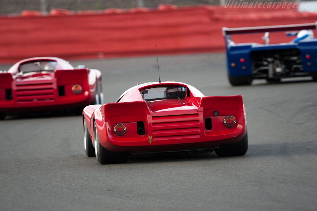 Chevron B16s    - 2009 Le Mans Series Silverstone 1000 km