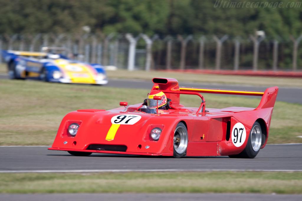 Chevron B26    - 2009 Le Mans Series Silverstone 1000 km