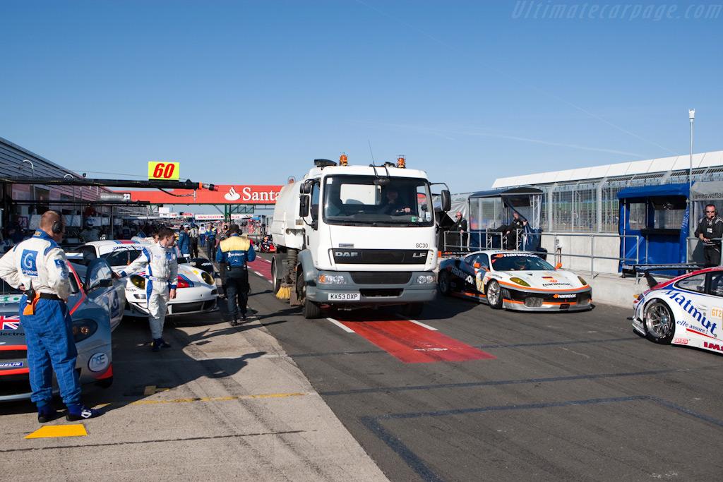 Daf's latest Le Mans Racer    - 2009 Le Mans Series Silverstone 1000 km