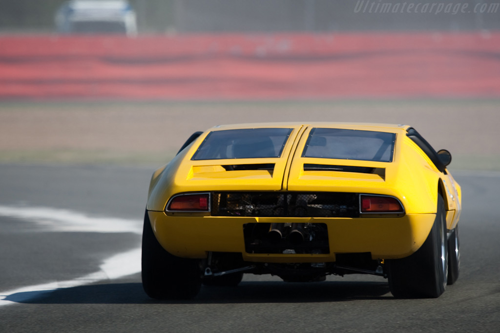 DeTomaso Mangusta - Chassis: 8MA1052   - 2009 Le Mans Series Silverstone 1000 km