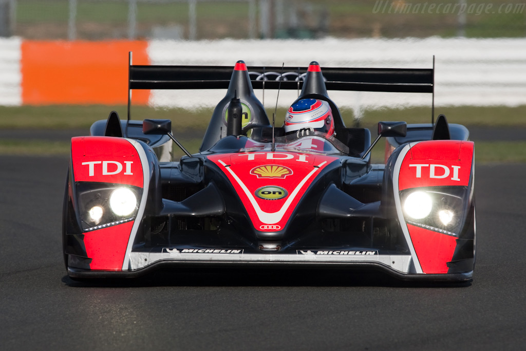 Diesel Power - Chassis: 201   - 2009 Le Mans Series Silverstone 1000 km