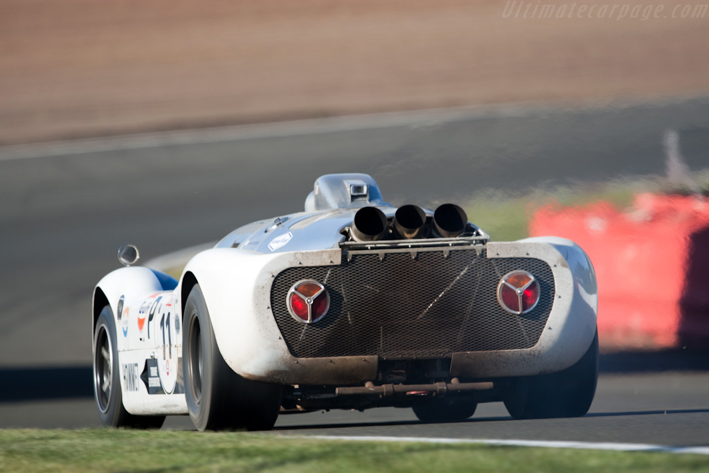Howmet TX - Chassis: 002   - 2009 Le Mans Series Silverstone 1000 km