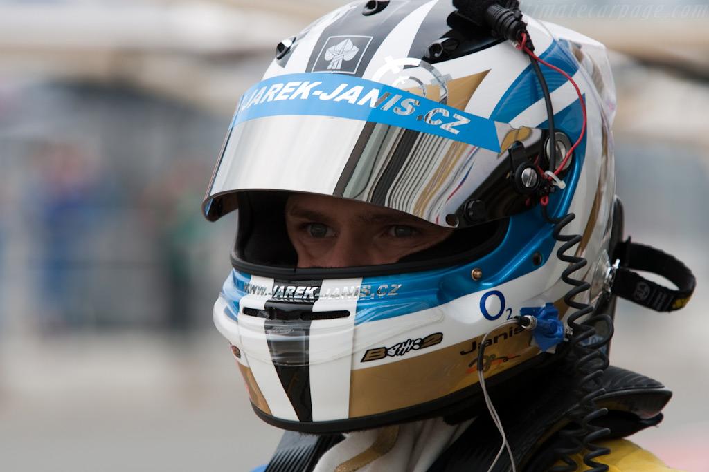 Jarek Janis    - 2009 Le Mans Series Silverstone 1000 km