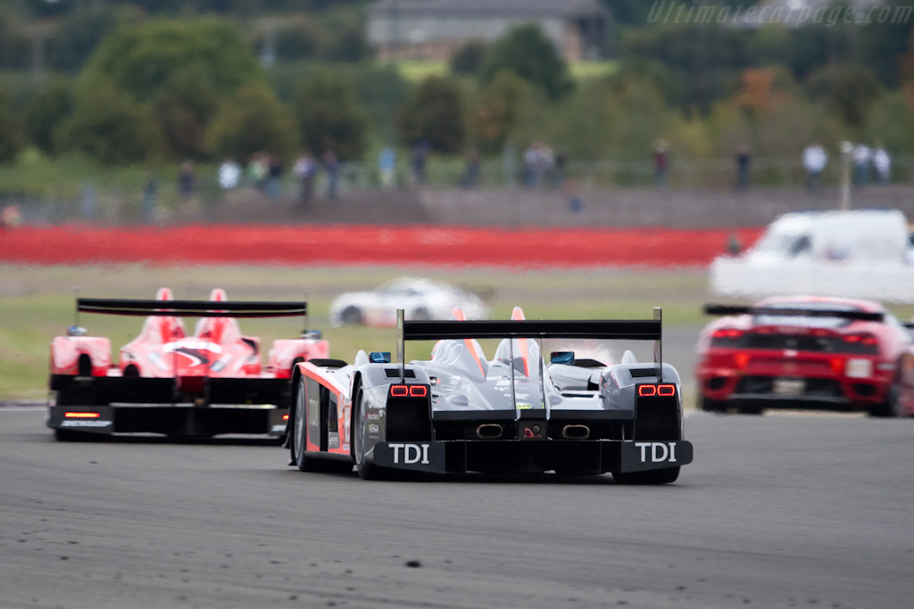 Kolles Audis not quick enough - Chassis: 101   - 2009 Le Mans Series Silverstone 1000 km