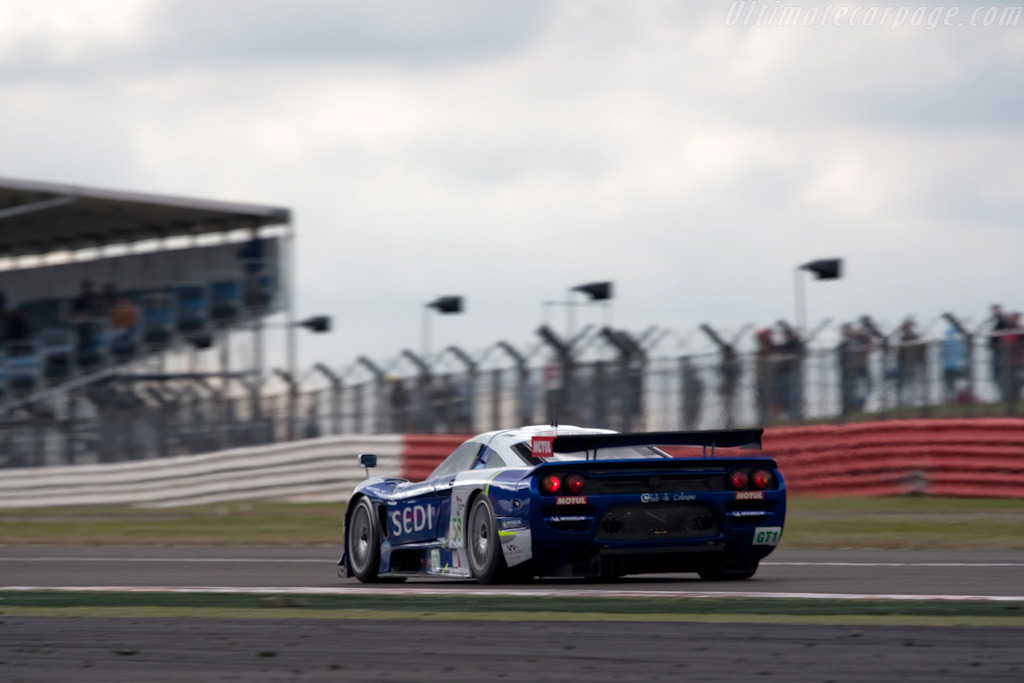 Larbre Saleen - Chassis: 082R   - 2009 Le Mans Series Silverstone 1000 km