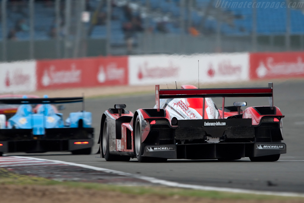 Late leaders - Chassis: B0860-HU01   - 2009 Le Mans Series Silverstone 1000 km