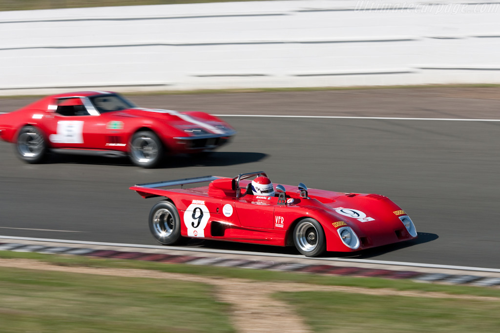 Lola T290 - Chassis: HU34   - 2009 Le Mans Series Silverstone 1000 km