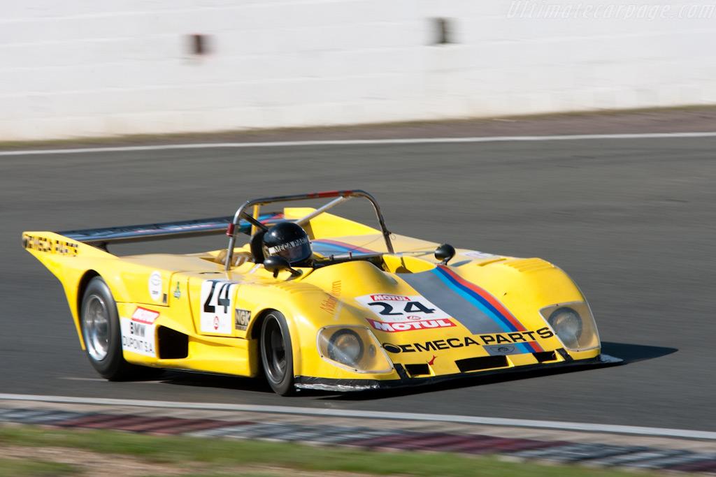 Lola T294    - 2009 Le Mans Series Silverstone 1000 km