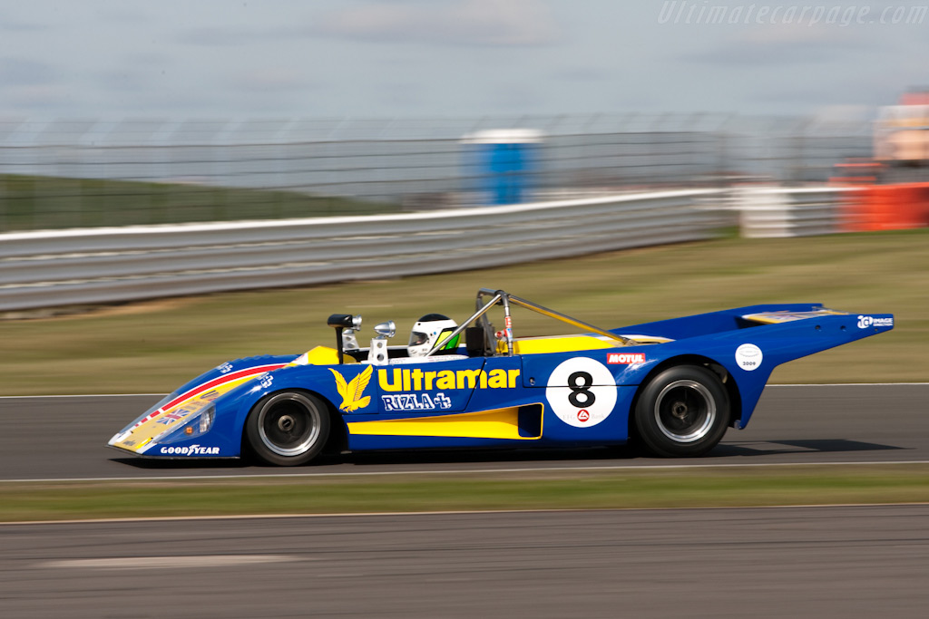Lola T296 - Chassis: HU87   - 2009 Le Mans Series Silverstone 1000 km