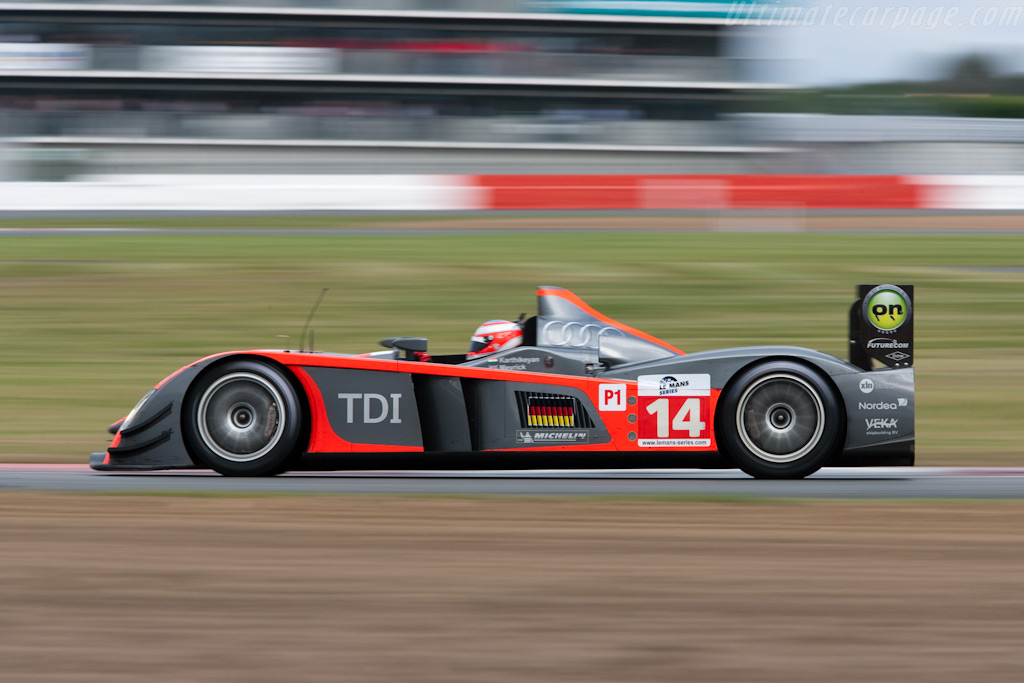 No chance against petrol this time - Chassis: 201   - 2009 Le Mans Series Silverstone 1000 km
