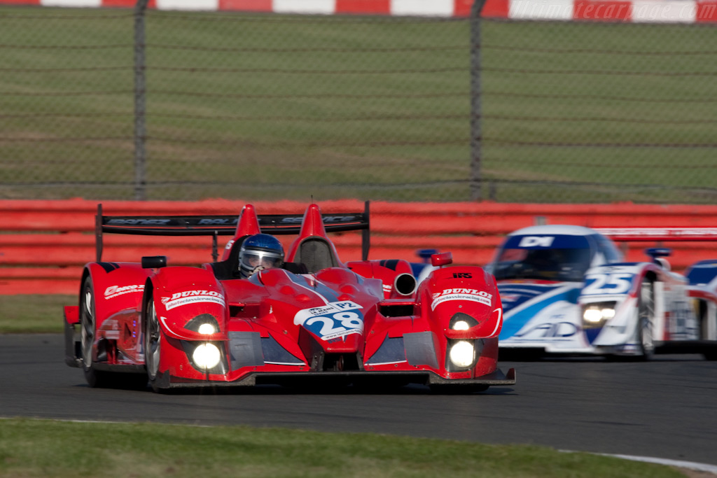 Old Courage still going strong - Chassis: LC70-2   - 2009 Le Mans Series Silverstone 1000 km