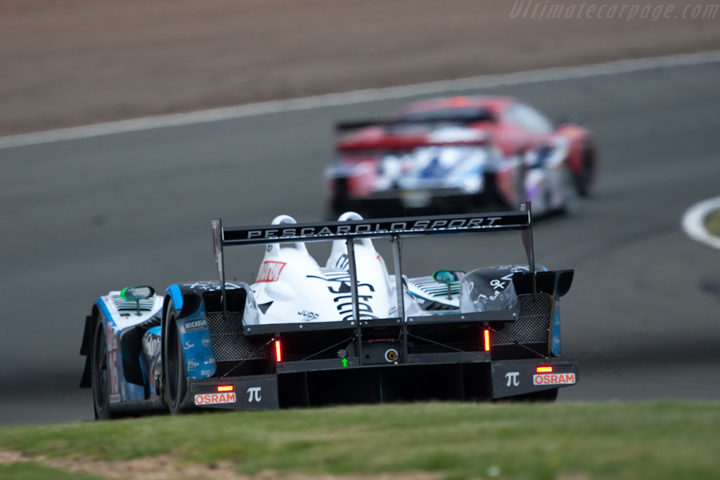 Pescarolo back on track - Chassis: 01-08   - 2009 Le Mans Series Silverstone 1000 km
