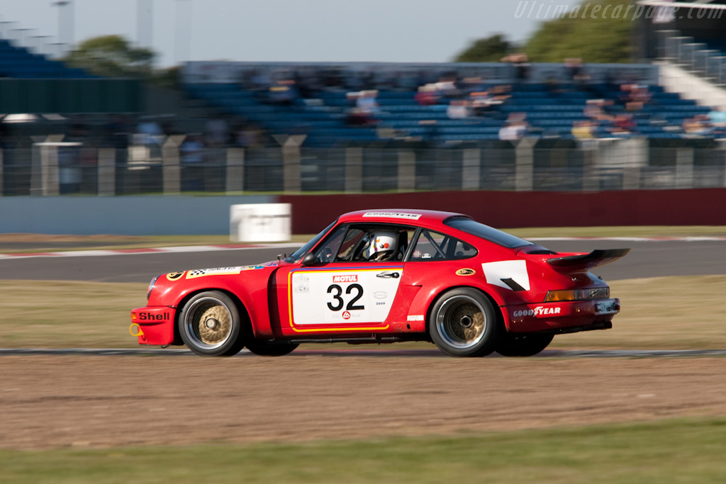 Porsche 911 RSR 3.0 - Chassis: 911 460 9065   - 2009 Le Mans Series Silverstone 1000 km