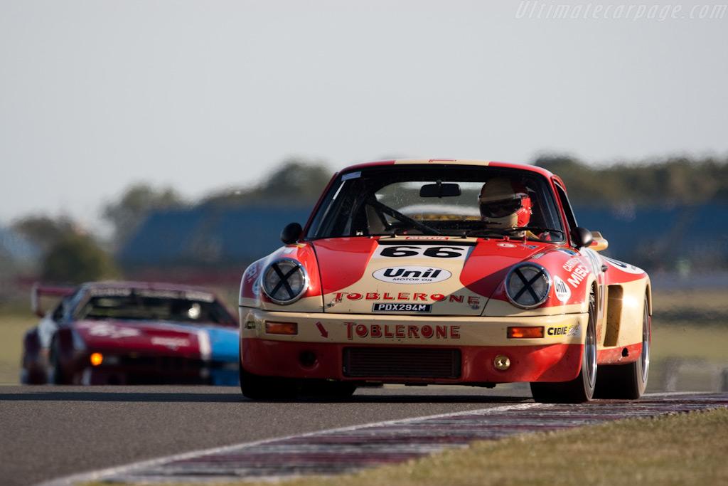 Porsche 911 RSR 3.0 - Chassis: 911 460 9058   - 2009 Le Mans Series Silverstone 1000 km