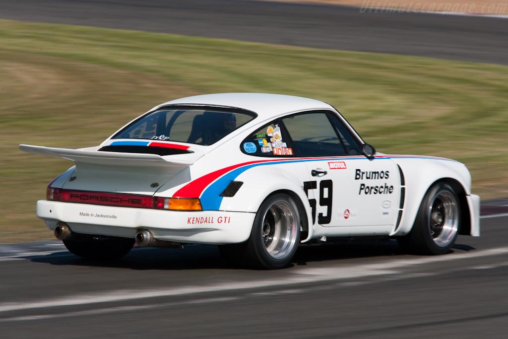 Porsche 911 RSR 3.0 - Chassis: 911 460 9054   - 2009 Le Mans Series Silverstone 1000 km