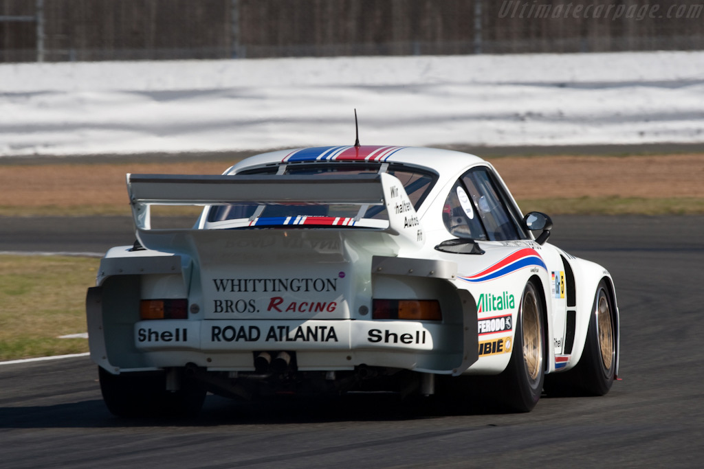 Porsche 935 - Chassis: 930 890 0016   - 2009 Le Mans Series Silverstone 1000 km