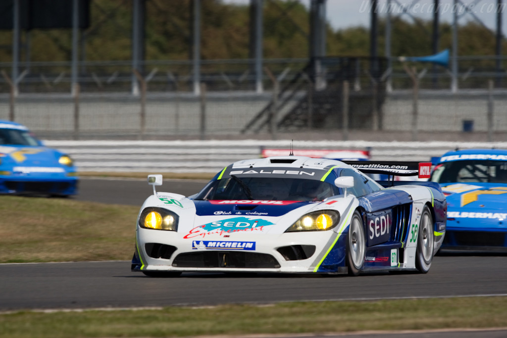 Saleen through Becket - Chassis: 082R   - 2009 Le Mans Series Silverstone 1000 km