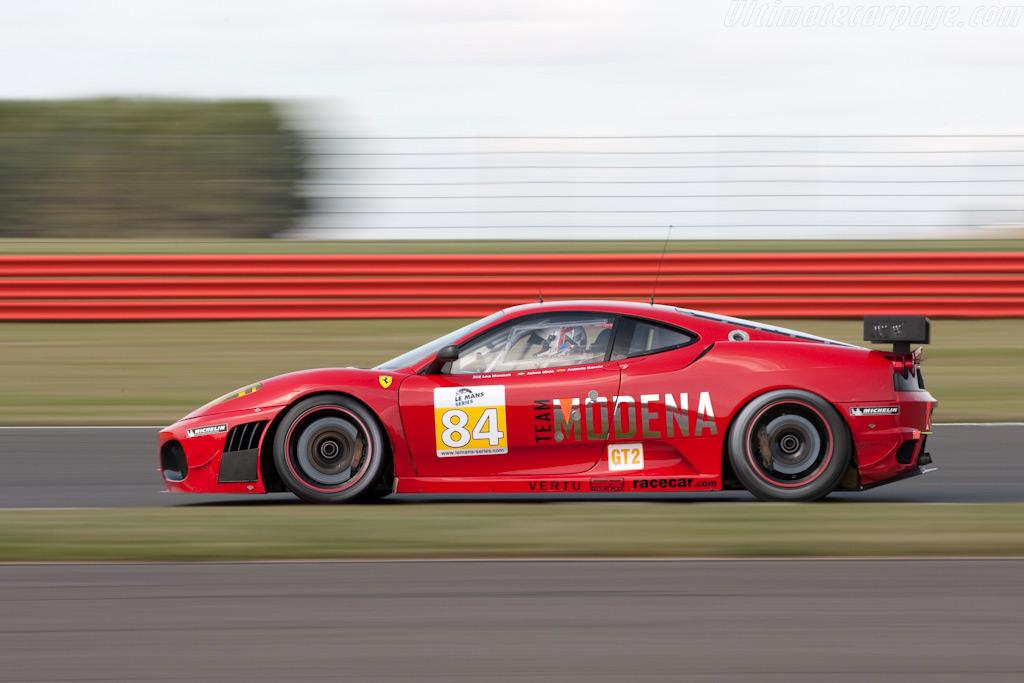 Team Modena Ferrari - Chassis: 2636   - 2009 Le Mans Series Silverstone 1000 km