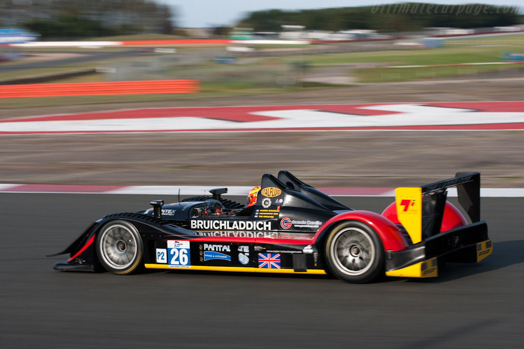 The Bruichladdich Radical - Chassis: SR9002   - 2009 Le Mans Series Silverstone 1000 km