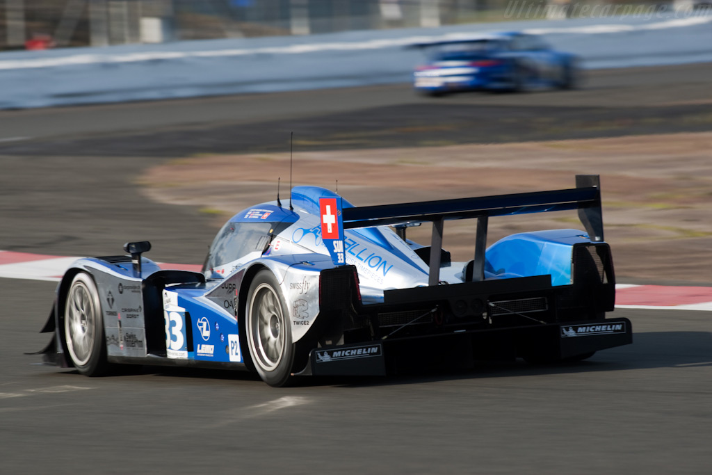 Very Speedy this weekend - Chassis: B0980-HU01S   - 2009 Le Mans Series Silverstone 1000 km