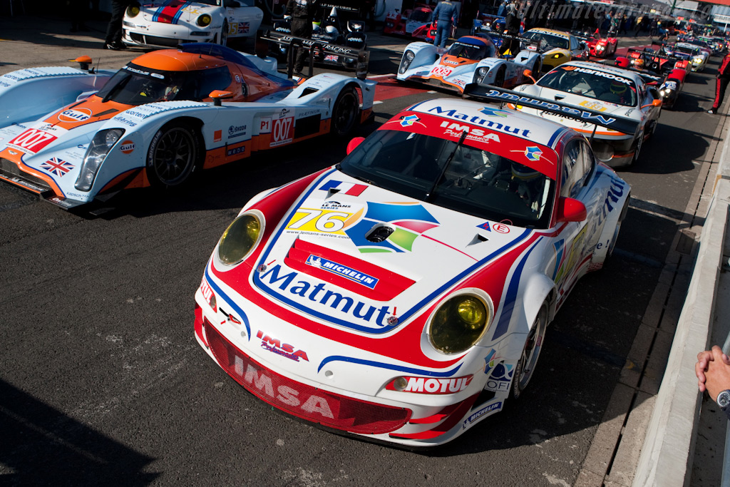 Welcome to Silverstone - Chassis: WP0ZZZ99Z9S799915   - 2009 Le Mans Series Silverstone 1000 km