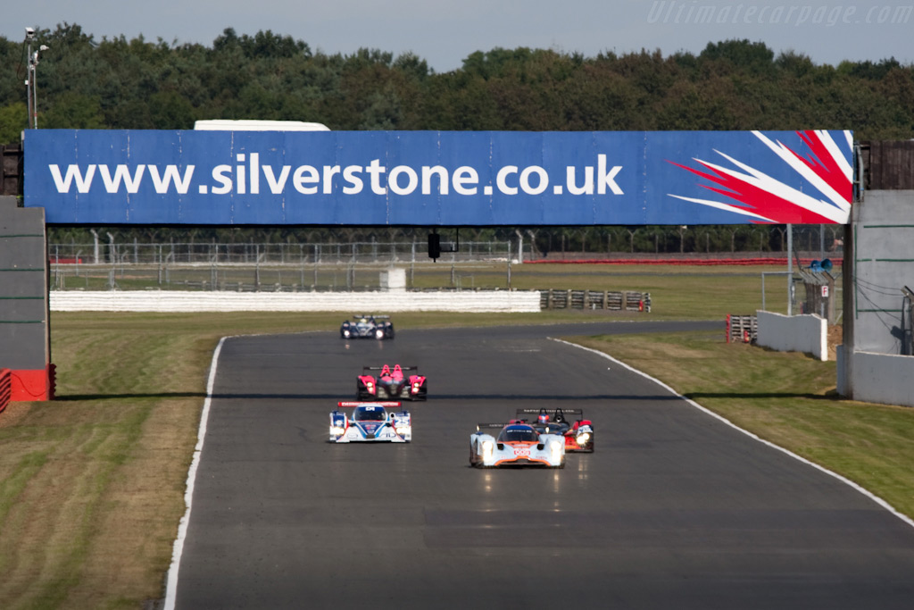 Welcome to Silverstone - Chassis: B0960-HU01S   - 2009 Le Mans Series Silverstone 1000 km