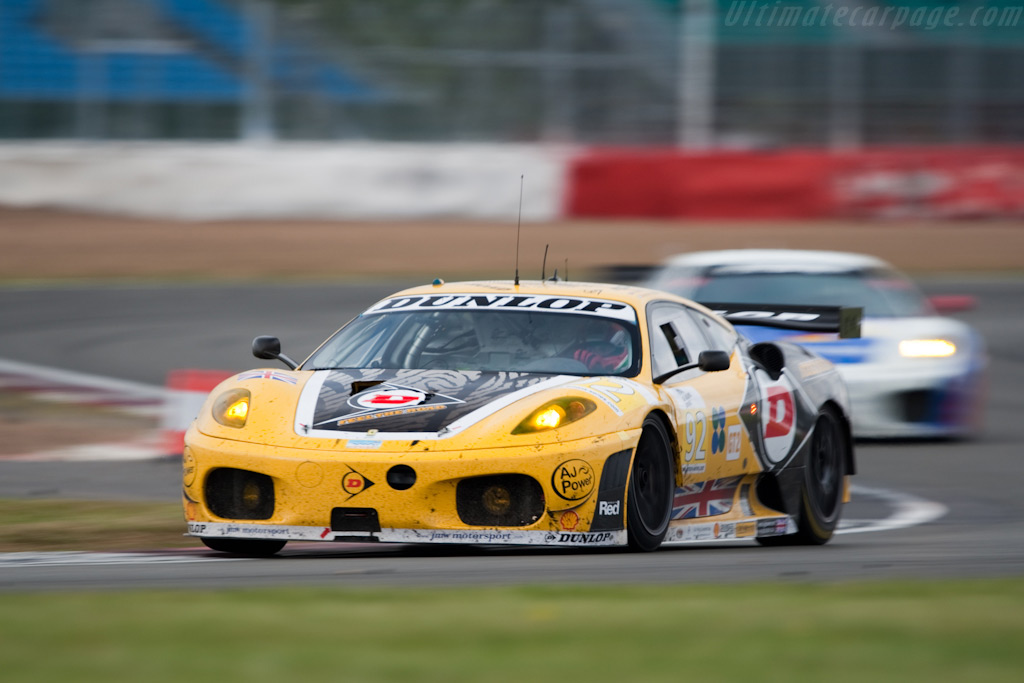 Win at Silverstone is not enough for JMW - Chassis: 2408   - 2009 Le Mans Series Silverstone 1000 km