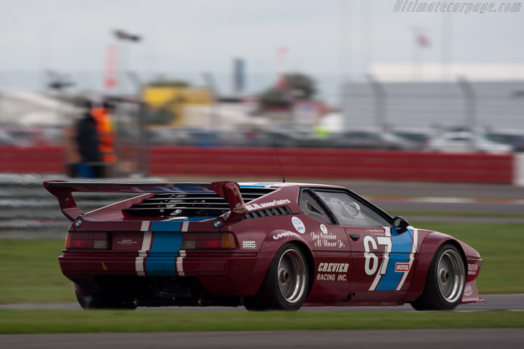 BMW M1 Group IV - Chassis: 4301195   - 2010 Le Mans Series Silverstone 1000 km (ILMC)