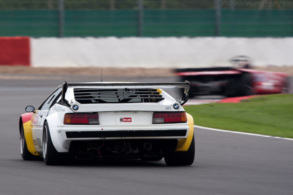 BMW M1 Group IV - Chassis: 4301065  - 2010 Le Mans Series Silverstone 1000 km (ILMC)