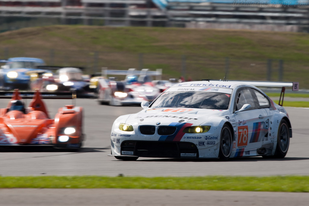 BMW M3 GTR - Chassis: 1001   - 2010 Le Mans Series Silverstone 1000 km (ILMC)