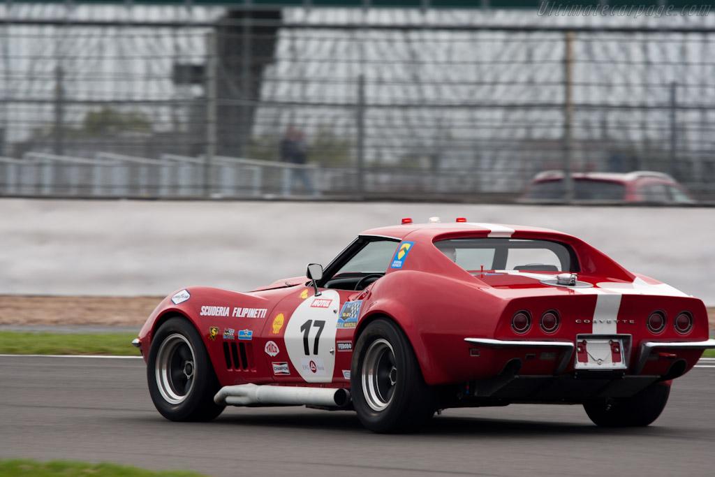 Chevrolet Corvette    - 2010 Le Mans Series Silverstone 1000 km (ILMC)