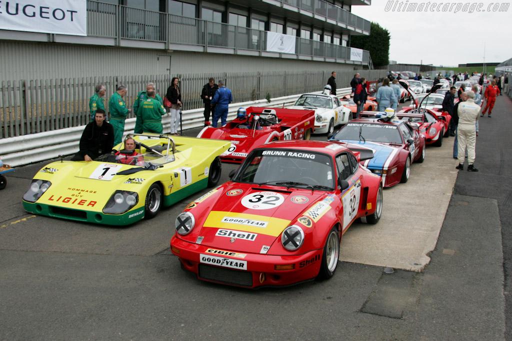 Classic Endurance Racing    - 2010 Le Mans Series Silverstone 1000 km (ILMC)