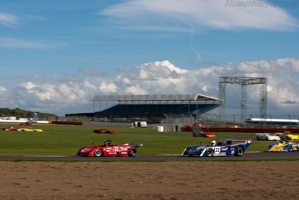 Classic Endurance Racing    - 2010 Le Mans Series Silverstone 1000 km (ILMC)