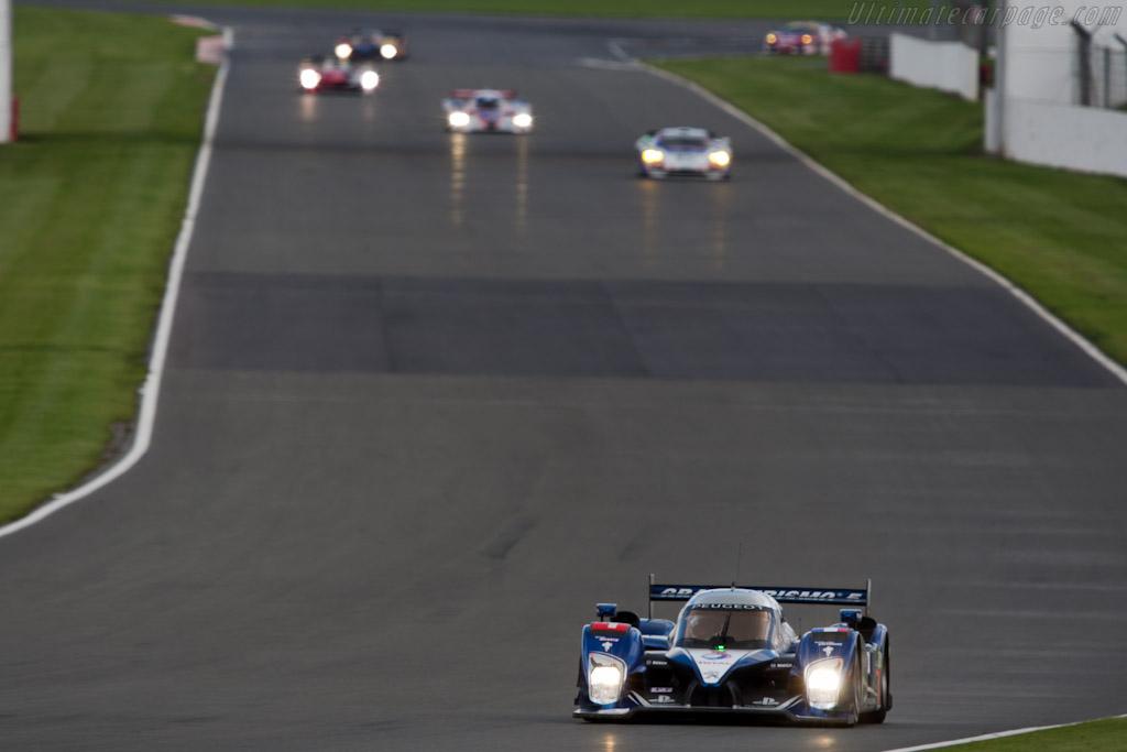 Davidson pulls away    - 2010 Le Mans Series Silverstone 1000 km (ILMC)