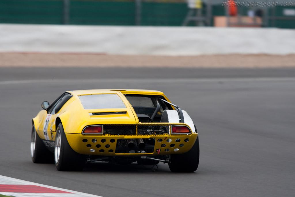 DeTomaso Mangusta - Chassis: 8MA1052   - 2010 Le Mans Series Silverstone 1000 km (ILMC)