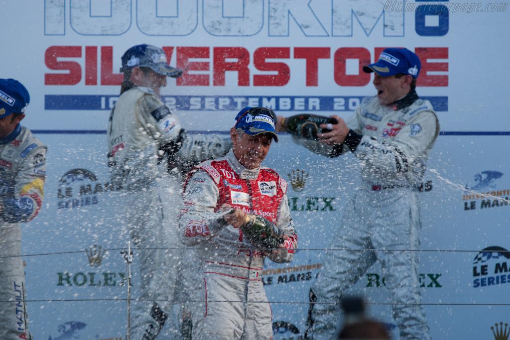 Dindo Capello    - 2010 Le Mans Series Silverstone 1000 km (ILMC)