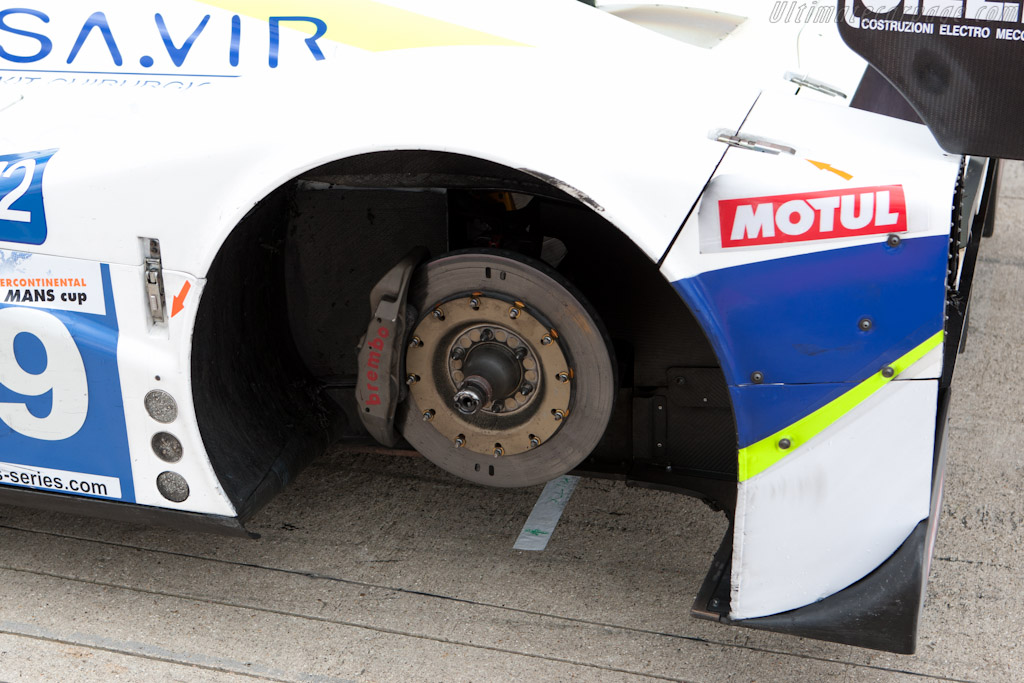 Ditto - Chassis: B0980-HU05  - 2010 Le Mans Series Silverstone 1000 km (ILMC)