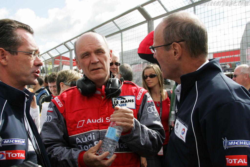 Dr Ulrich and Olivier Quesnel    - 2010 Le Mans Series Silverstone 1000 km (ILMC)