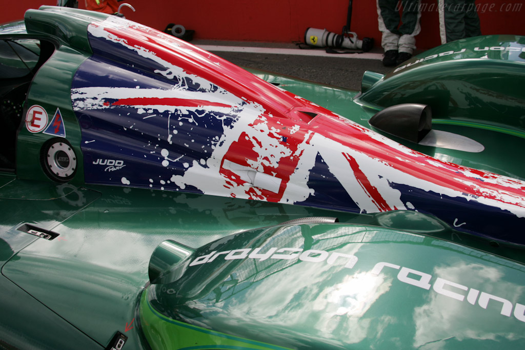 Drayson Lola - Chassis: B0960-HU03   - 2010 Le Mans Series Silverstone 1000 km (ILMC)
