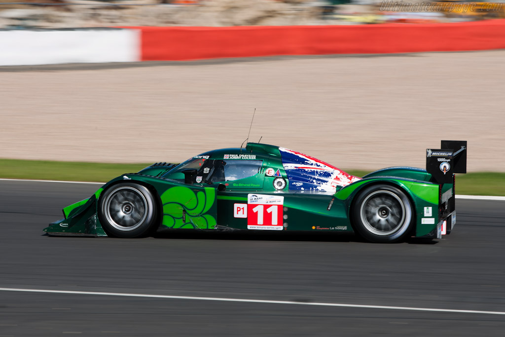 Drayson Lola Judd - Chassis: B0960-HU03   - 2010 Le Mans Series Silverstone 1000 km (ILMC)
