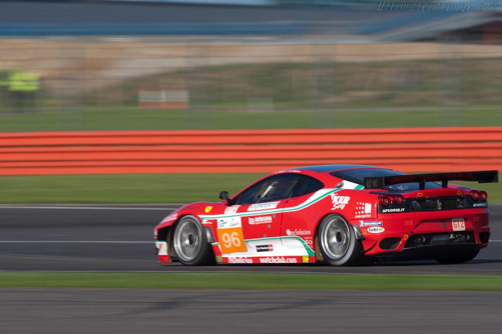 Ferrari F430 GTC - Chassis: 2404   - 2010 Le Mans Series Silverstone 1000 km (ILMC)