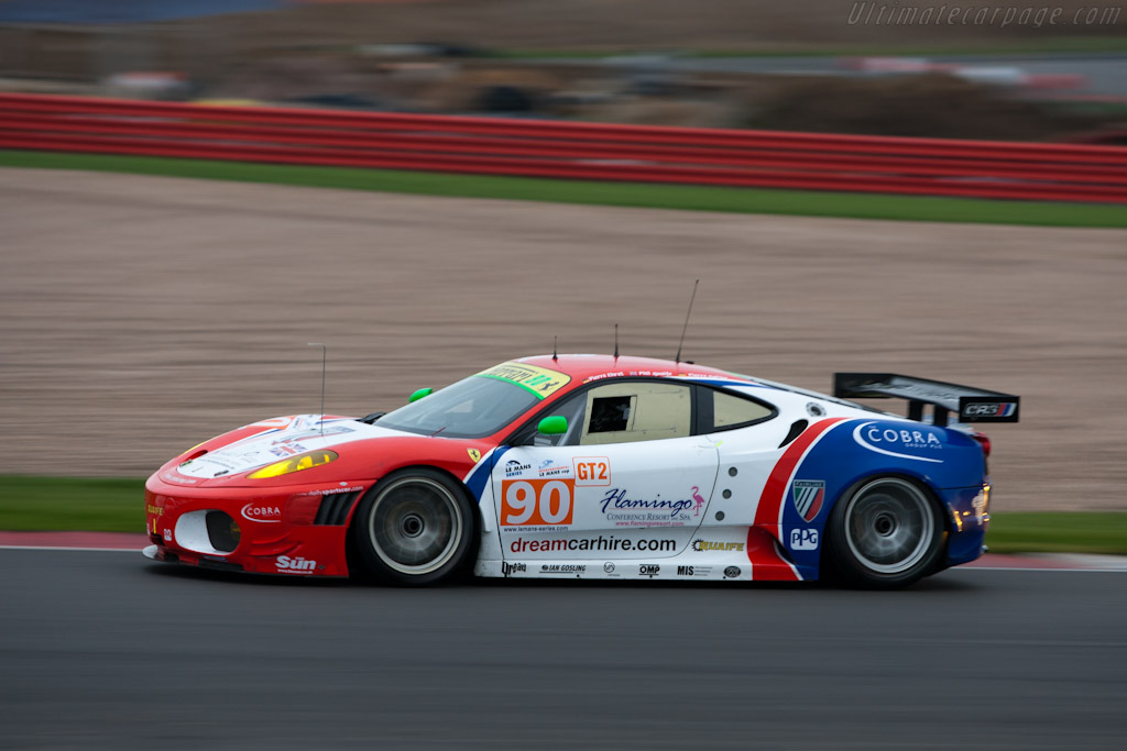 Ferrari F430 Gtc Chassis 2612 2010 Le Mans Series